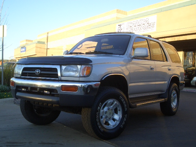 97 4runner 4x4 Supercharged